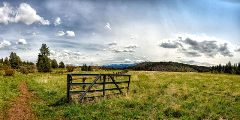 Ranch Park Gate Spring